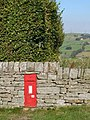 Victorian postbox in Keenley - geograph.org.uk - 571908.jpg