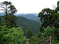 View from Lookout at Western End of Town - Koyasan - Japan (47956864226).jpg
