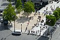 View from the Arc de Triomphe, August 2012.jpg