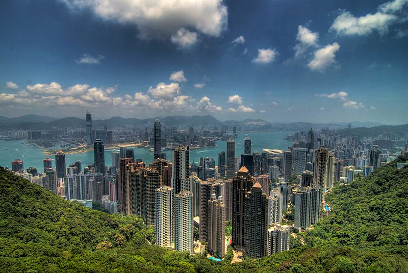 File:View of Hong Kong from Victoria Peak.jpg