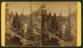 View of a road, a stream, and trees in the mountains, from Robert N. Dennis collection of stereoscopic views.png
