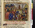 Vigiles de Charles VII, fol. 215, Adoubement des chevaliers.jpg