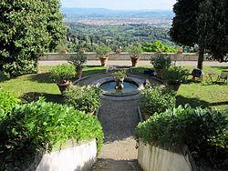 Villa Medicea Di Fiesole Wikip 233 Dia
