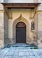 Villach Innenstadt Kirchenplatz 12 Pfarrkirche hl. Jakob N-Portal 02072018 3782.jpg