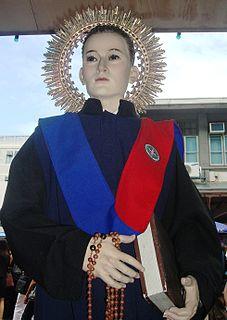 Vicente Liem de la Paz Dominican friar venerated as a saint and martyr by the Roman Catholic Church