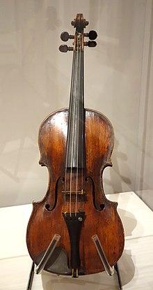 Fine Italian Violin, Nicolaus Gagliano, Naples, 1720 | Sale Number ...