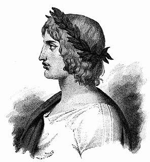Virgil 1st-century BC Roman poet