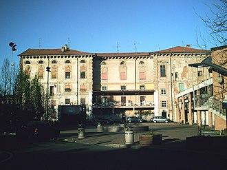 Canegrate - Palazzo Visconti-Castelli
