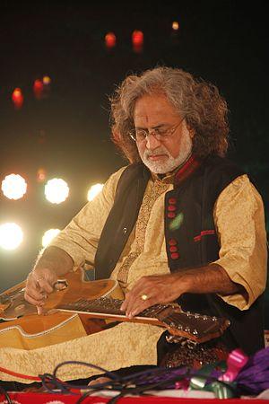 Vishwa Mohan Bhatt - Bhatt at Rajarani Music Festival, Bhubaneswar, Odisha
