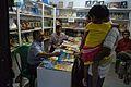 Visitors - Book Stall - 38th International Kolkata Book Fair - Milan Mela Complex - Kolkata 2014-02-09 8854.JPG