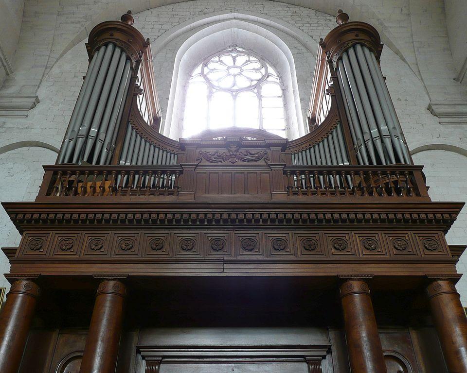 file viviers cath drale int rieur75 orgue. Black Bedroom Furniture Sets. Home Design Ideas