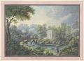 Vue de Belvedere, prise du Chateaux.tif