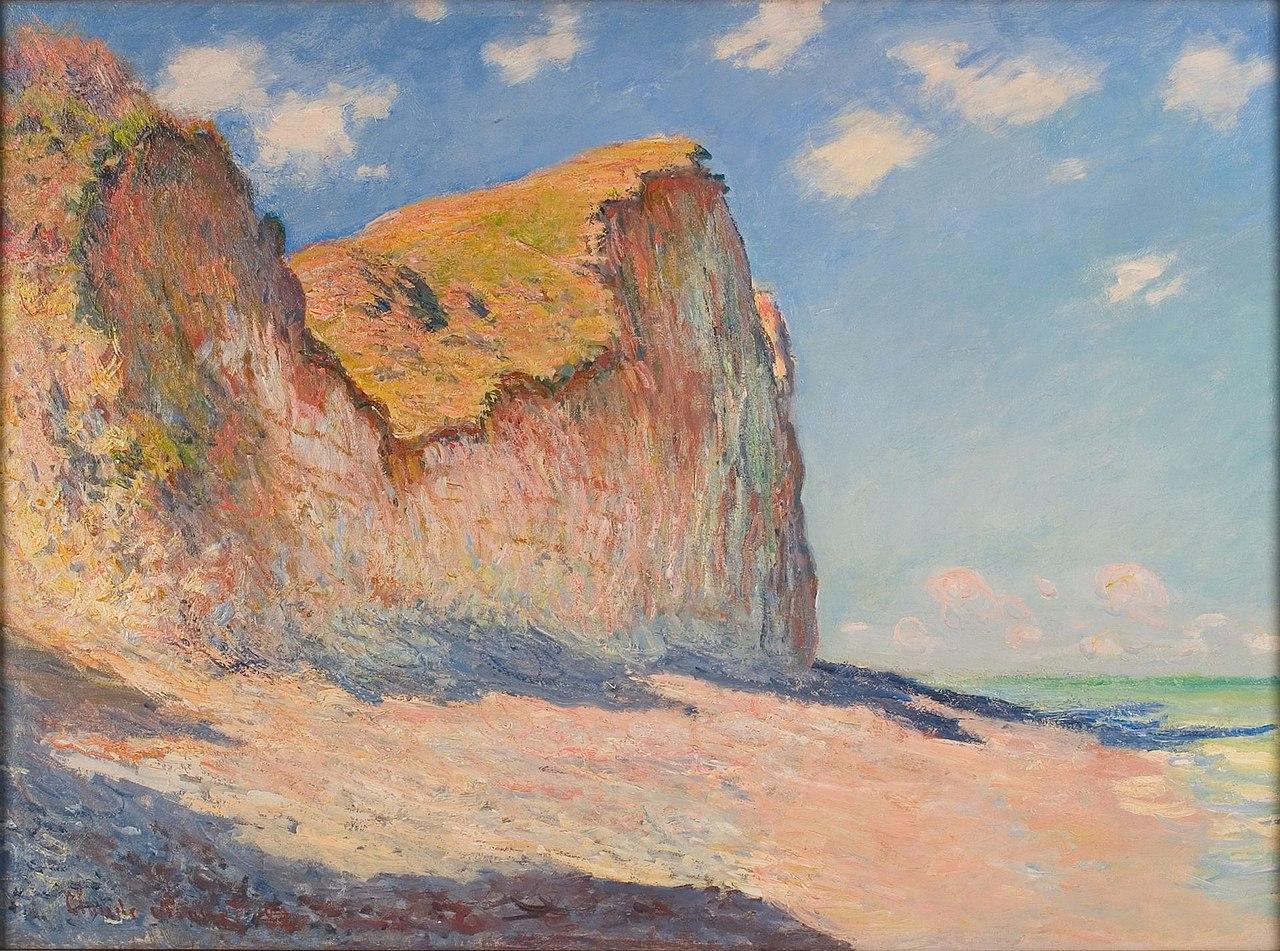 克劳德·莫奈2017②月法国画家Claude Monet (French, 1840–1926) - 文铮 - 柳州文铮