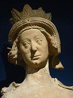 WMK Stefansdom - Fürstenfiguren Johanna von Pfirt 2.jpg