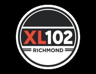 WRXL alternative rock radio station in Richmond, Virginia, United States