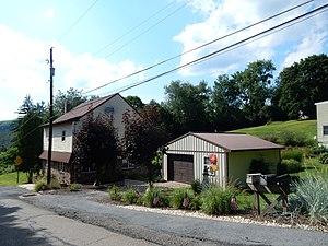 New Castle Township, Schuylkill County, Pennsylvania - Image: Wadesville, New Castle Twp, Schuylkill Co PA 01