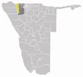 Wahlkreis Ruacana in Omusati.png