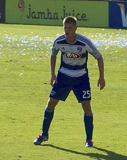 Walker Zimmerman Professional soccer player