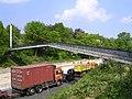 Walking Bridge 1, Bremen 01.JPG
