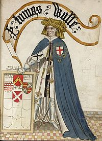 Thomas Wale (Knight of the Garter) - Wikipedia