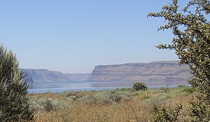 Wallula Gap - Image: Wallula gap 4 A