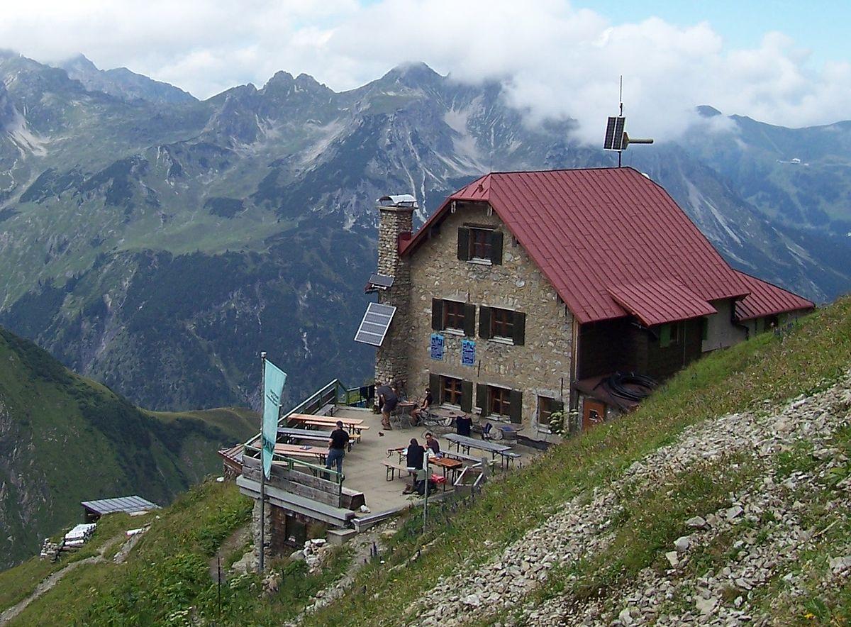 Waltenberger-Haus — Wikipédia