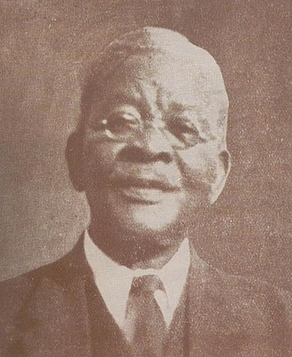 Walter Rubusana - Walter Rubusana - Cape Politician - Provisional Council