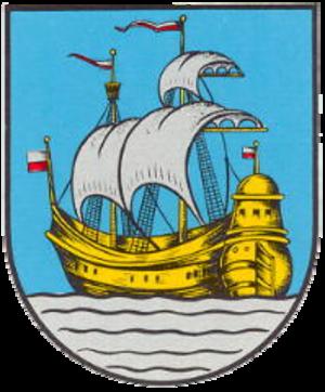 Schifferstadt - Image: Wappen Schifferstadt 1