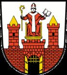 Das Wappen von Wittstock/Dosse