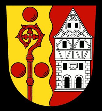 Adelshofen, Middle Franconia - Image: Wappen von Adelshofen