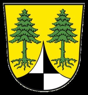 Dentlein - Image: Wappen von Dentlein a.Forst