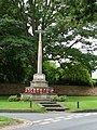 War Memorial, Southwell - geograph.org.uk - 1447032.jpg