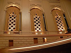 War Memorial Opera House, San Francisco, Calif...