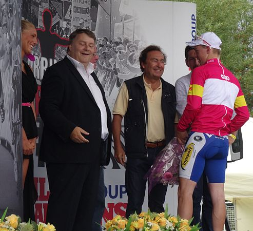 Waremme - Tour de Wallonie, étape 4, 29 juillet 2014, arrivée (D31).JPG
