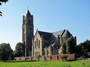 Warneton, Belgium - Church of Saints Peter and Paul