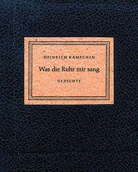 Was die Ruhr mir sang