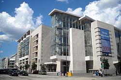 Walter E. Convention Center in Washington DC