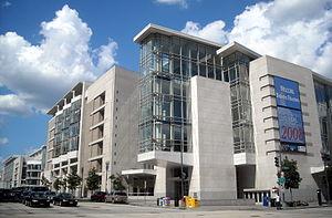 Walter E. Washington Convention Center - Image: Washington, D.C. Convention Center