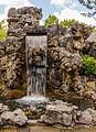 Waterval. Locatie, Chinese tuin Het Verborgen Rijk van Ming in de Hortus Haren 02.jpg
