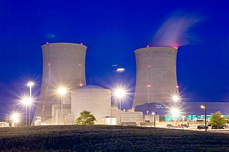 Watts Bar Nuclear Plant - Image: Watts Bar 6