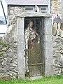 Wayside shrine at Cilgwyn - geograph.org.uk - 884609.jpg