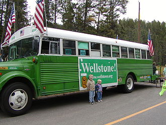 Carpenter Body Company - Image: Wellstonebus