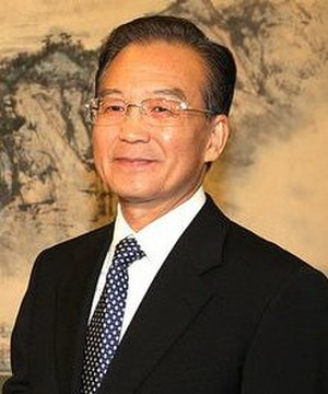 Historical membership of the Politburo Standing Committee - Wen Jiabao