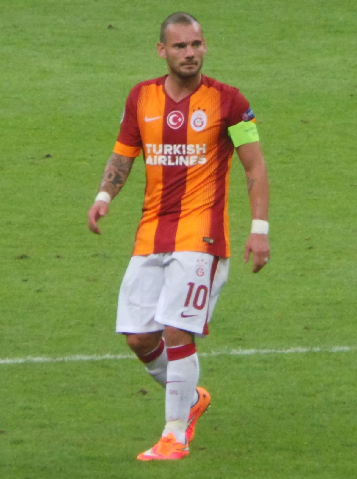 Wesley Sneijder — Wikipédia