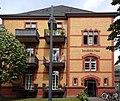 Westfalen-Haus, ehem. Mannschaftsgebäude der Infanterie (gelbe Klinker), Ulmenstraße 132, Düsseldorf-Derendorf.jpg