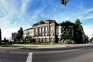 education organization in Dresden, Germany