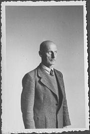 Wilhelm Ritter von Leeb in a photo from 1946