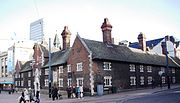 Whitgift almshouses croydon