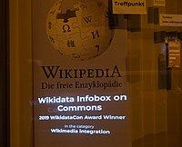 Wikidata Infobox on Commons WikidataCon Award winner.jpg