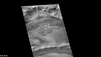 Keeler (Martian crater) - Image: Wikikeeler